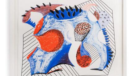 David Hockney Untitled Joel Wachs