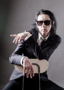 John Cooper Clarke (c) Paul Wolfgang Webster(1)
