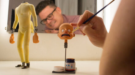 The principles of puppet making