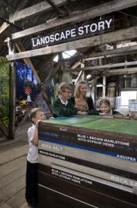 Lion Salt Works Museum's Landscape Gallery