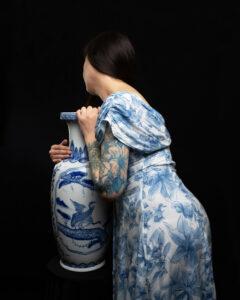 Lady Vase photo credit Ning Zhou