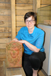 Kate Harland, Senior Learning and Operations Manager, West Cheshire Museums