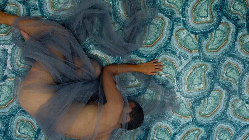 Maelstrom Under Glass, Alexandrina Hemsley