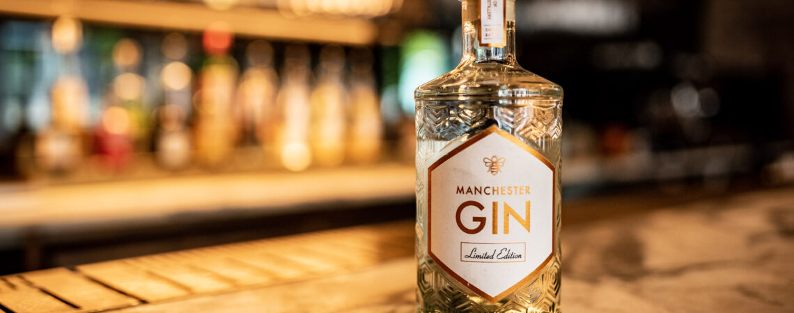 Manchester Gin Winter Spiced Gin