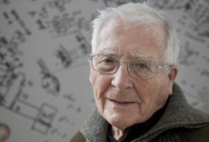 James Lovelock - Credit Science Museum Group Collection