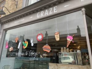 Graze. Image by Rachael May