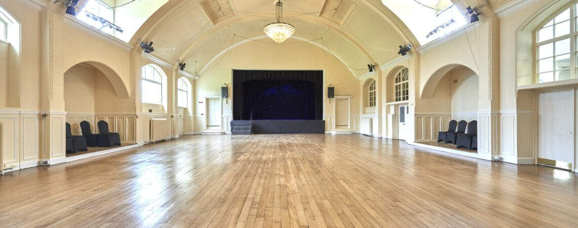 Bowdon Rooms Space 1