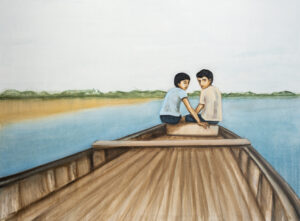 Matthew Krishanu Riverboat