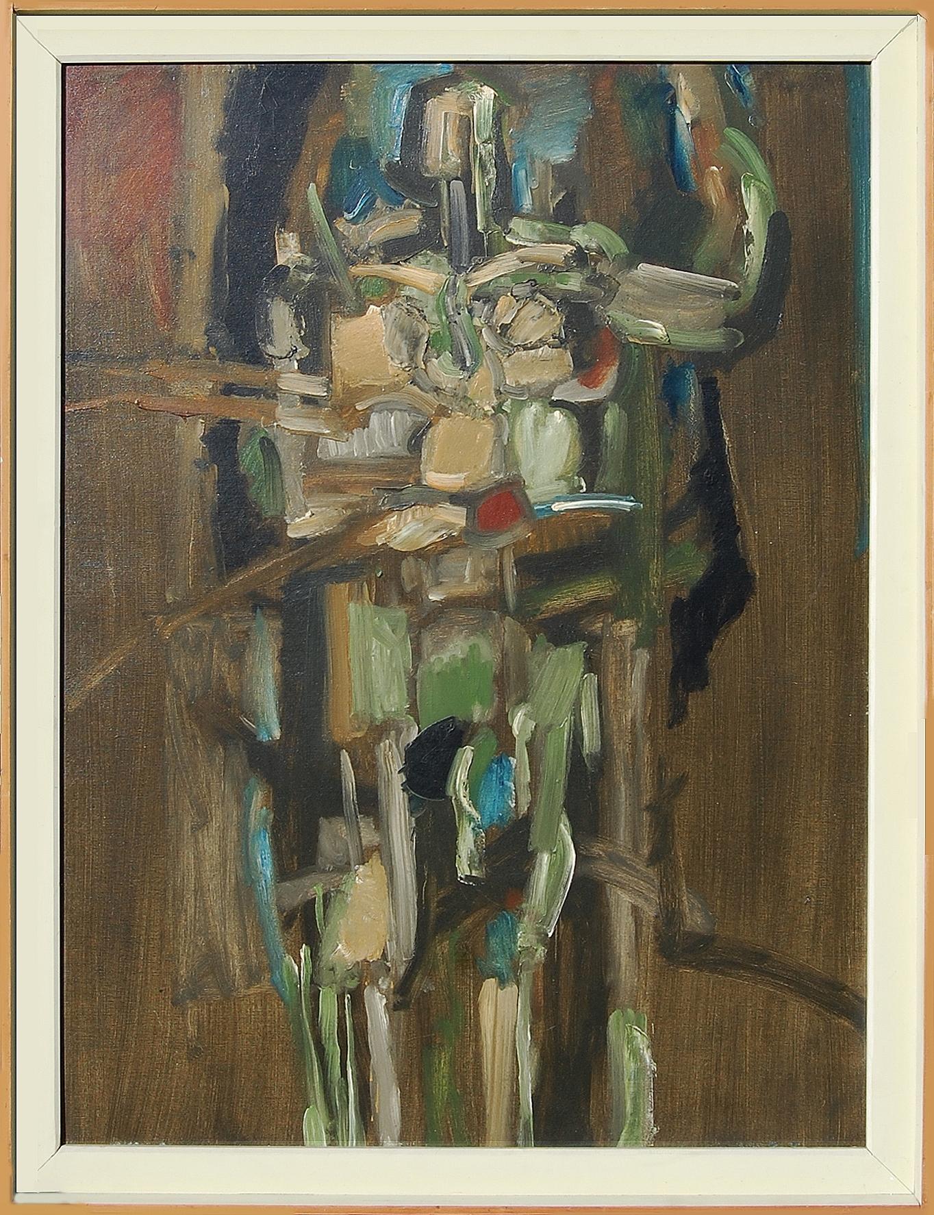 Medieval Warrior, Bob Crossley, 1959, Castlegate House Gallery