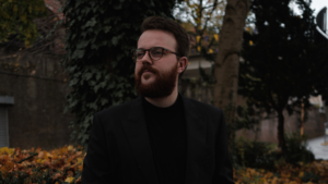 Tom Hillary, founder and conductor of the Manchester Video Game Orchestra