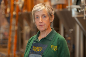 Programme Name: The Pact - TX: n/a - Episode: The Pact - portraits (No. n/a) - Picture Shows: Nancy (JULIE HESMONDHALGH) - (C) Little Door (The Pact) - Photographer: Warren Orchard