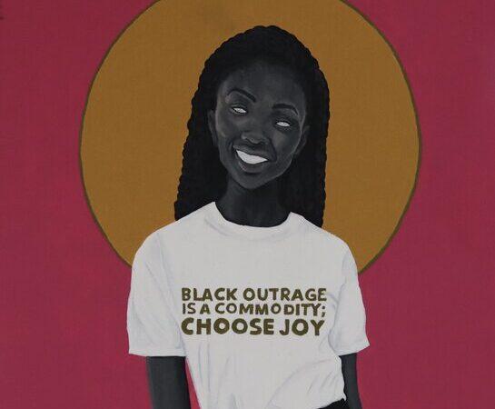 Choose Joy by Linnet Panashe Rubaya