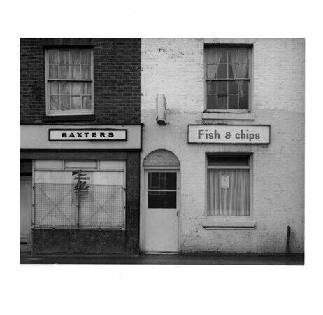 Baxters and Fish & Chip shop, Moston Lane, Moston