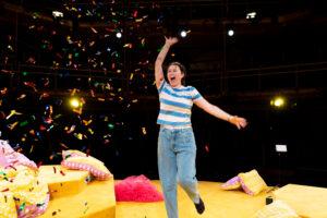 RET Glee & Me - Liv Hill (Lola) - Photo by Helen Murray