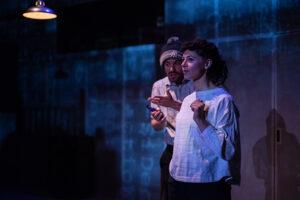TWOTW Prod Image 15 (2021 Cast - Julian Spooner, Jess Mabel Jones). Photographer_ Luke Forsythe