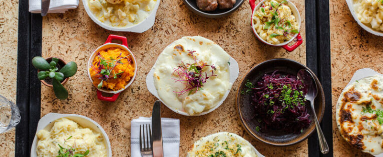 Food Review: Sunday with Sides/Cauliflower Cheese Menu, Ducie Street Warehouse, Manchester