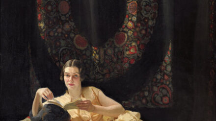 Betty by James Durden, c. 1926. © Keswick Museum and Art Gallery.