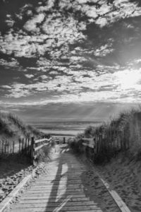 Formby beach by Pritesh Tailor