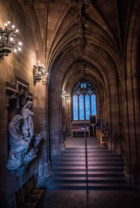 John Rylands Library, by Chris Payne