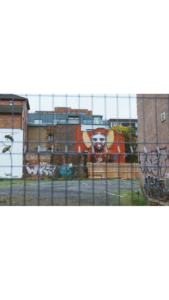Dale Grimshaws Cities of Hope Mural, Manchester, image by Den Glanzig