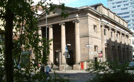Portico Library & Gallery