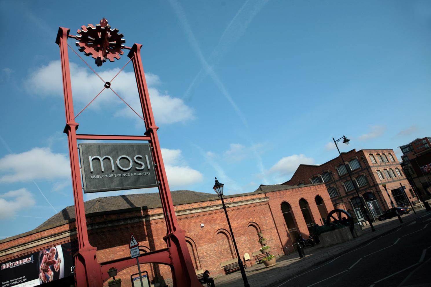 Museum of Science & Industry, Manchester