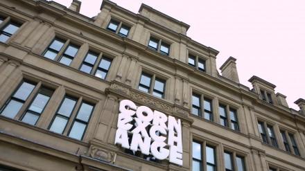 Corn Exchange - frontage