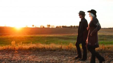 EMMYLOU HARRIS & RODNEY CROWELL 2013 (credit David McLister)