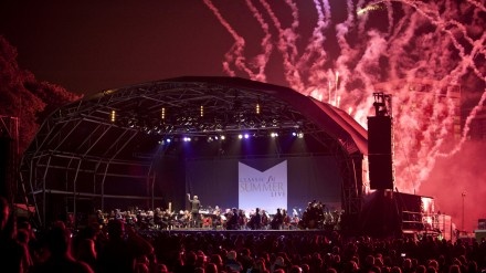 Royal Liverpool Philharmonic Orchestra at Sefton Park