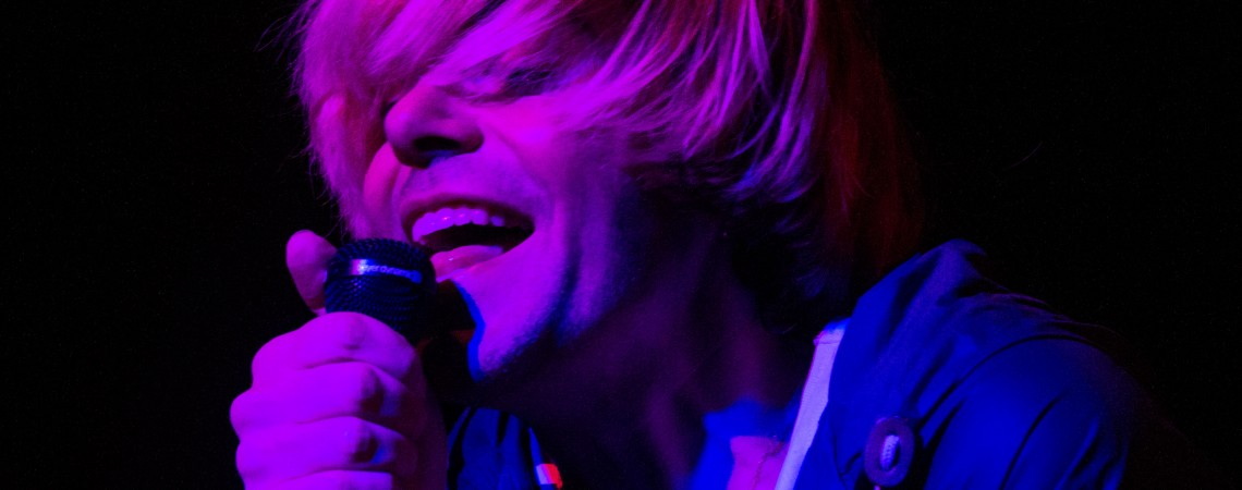 Tim Burgess by Chris Payne