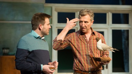 The Seagull - production pic 52