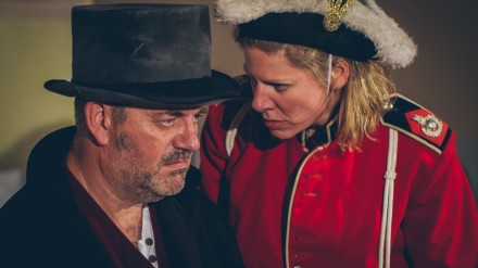 Tolpuddle Neil Gore and Elizabeth - We Will Be Free - Photo by Kraig Winterbottom -Townsend-6 - Copy - Copy-1