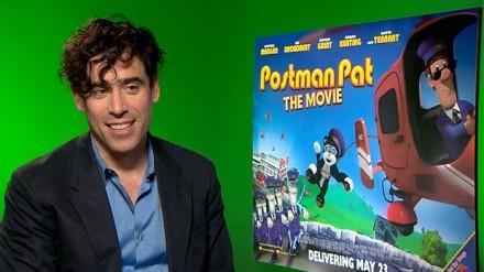 Stephen Mangan as Postman Pat