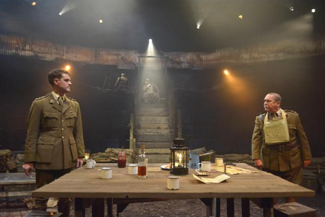 Journeys End- How Sheriff Conveys the Horrors of War Essay