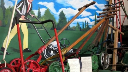 The British Lawnmower Museum