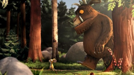 Gruffalo following Mouse