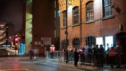 Factory Nightclub, Manchester