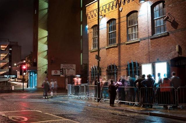 Factory Nightclub, Manchester