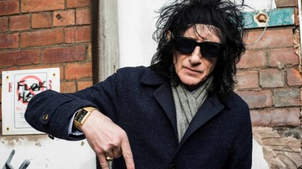 John Cooper Clarke by Chris Payne