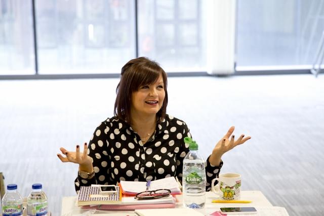 Playwright Ella Carmen Greenhill