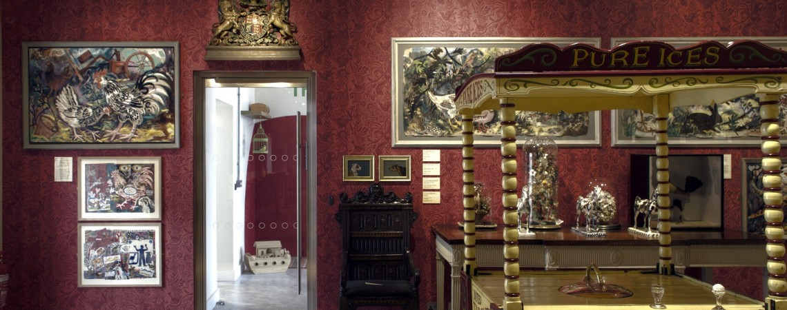 Hearld collection at York Art Gallery