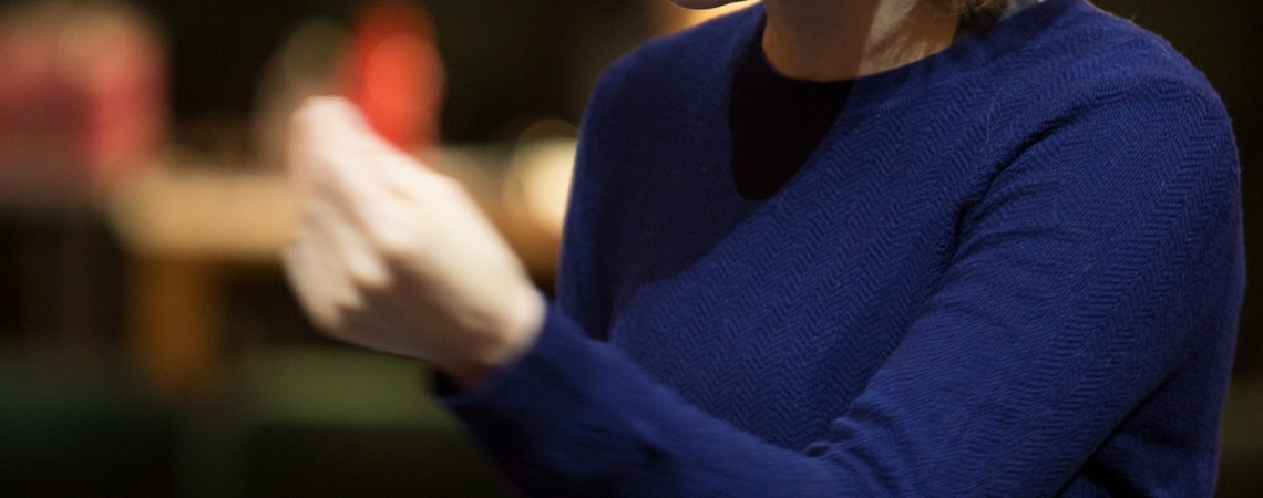 Director Caroline Steinbeis