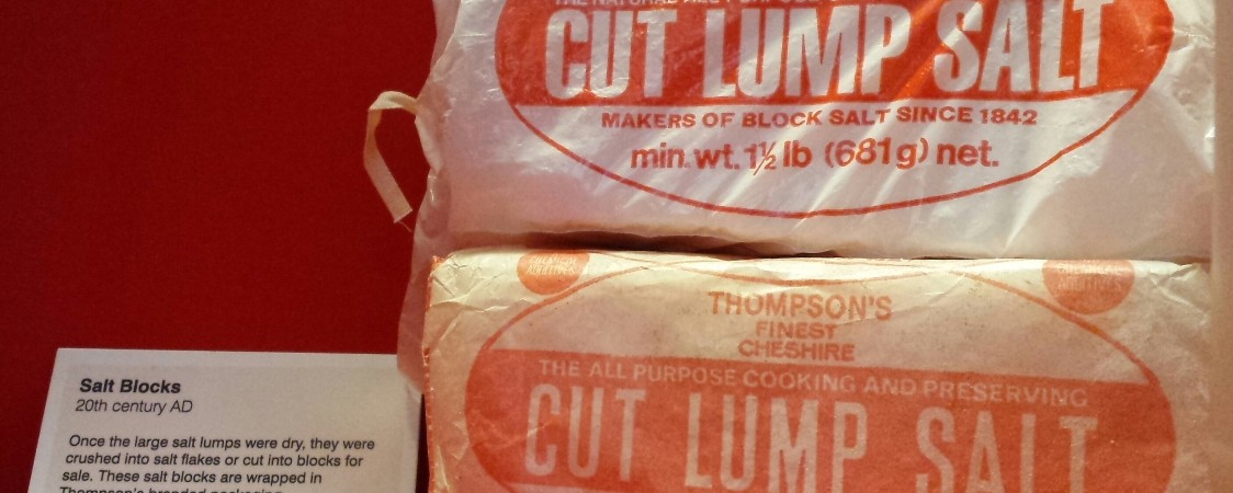 Lump salt