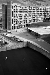Park Hill photographs (c) Damon Fairclough 1987