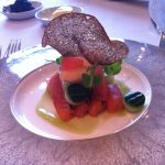 Home gin cured salmon