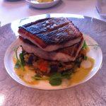 Morecambe Bay sea bass