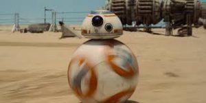 BB-8, The Force Awakens