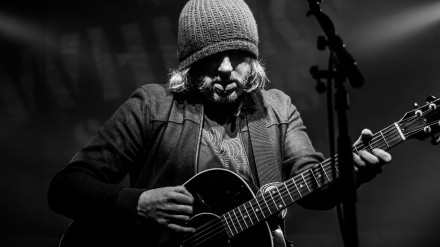 Badly Drawn Boy by Chris Payne