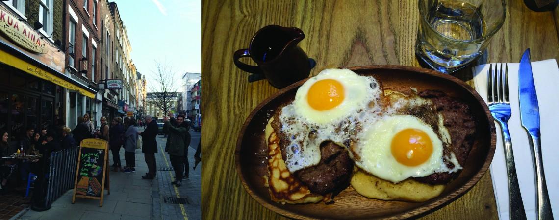 Kua 'Aina Breakfast