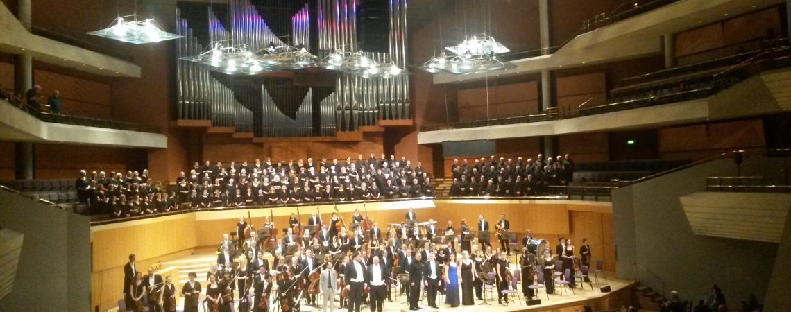 Halle Orchestra and Choir